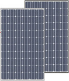 255W Monocrystalline Sonnenkollektor