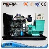 De Diesel Genset van Weichai 40kVA met de Lage Consumptie van de Brandstof