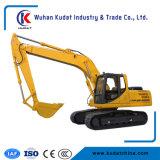 20 excavador caliente de Lishide Sc200.8 del excavador de la exportación de China del excavador de la tonelada