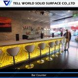 Bester verkaufenled-Beleuchtung-Kaffeestube-Bargeld-Empfang-Schreibtisch-Kaffee-System-Kostenzähler-Stab