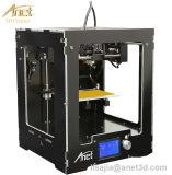 De geassembleerde 3D Desktop van Printers, Anet A3s