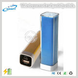 ¡Caliente! Cargador universal 2200mAh de la batería de la potencia del lápiz labial