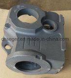 カスタム灰色/灰色/延性がある鉄の鉄の鋳造を砂型で作る