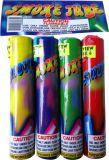 Farben-Rauch-Brunnen-Feuerwerke Camo Rauch-Gefäß