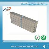 Спеченный сильный магнит блока N40h NdFeB