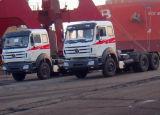 북쪽 벤츠 (ND4251B34J)를 위한 6X4 트레일러 트럭