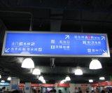 LED에 의하여 조명되는 Signage 가벼운 상자