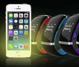 Enfriar Bluetooth elegante pulsera trenzada del reloj