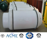 100L إعادة الملء الصلب المصنعة التبريد اسطوانة غاز الأمونيا ل