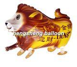 Животный воздушный шар фольги