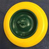 手のトロリーのための高品質PUの泡の車輪