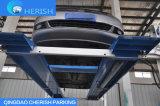 Singola quattro gru di parcheggio dell'automobile/automobile dell'alberino del cilindro