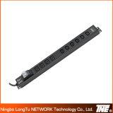 Lichtbogen-Ineinander greifen-Haustür-Server-Schrank für HP, DELL-Servers
