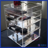 Yageli Customized Clear Great Acrylic Makeup Organizer
