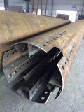 Taglio di CNC del tubo d'acciaio del grande diametro e macchina di smussatura con il taglio alla fiamma del plasma