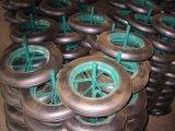 Roue pleine pour la brouette de roue (WB6400)
