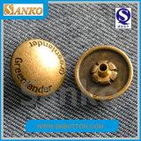Кнопка кнопки металла высокого качества