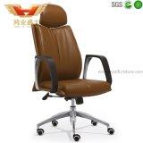 Большой высокорослый Высокий-Назад кожаный стул для экзекьютива менеджера CEO
