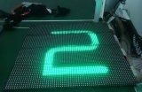 Visualizzazione di LED flessibile dell'interno di colore completo di luminosità P7.62 del commercio all'ingrosso della fabbrica della Cina alta