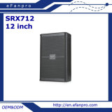 12 pulgadas Tarima altavoz Monitor de Estudio (SRX712M - TACT)