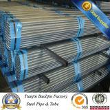 Tubulação de aço galvanizada ERW suave do carbono (SG31)