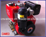 Двигатель дизеля Marine Engine Vertical Engine Type Yanmar Engine Boat Engine Camshaft Output двигателя дизеля Cp170fs 4.2HP 211cc Air Cooled