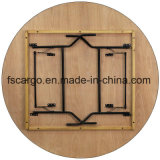 48 '' Half-Round Wood Folding Banquet Table (CGT1619)