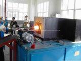 Máquina de aquecimento quente de cobre da indução do forjamento IGBT de Rod