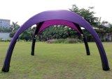 Tenda gonfiabile portatile della cupola della fiera commerciale esterna sigillata aria