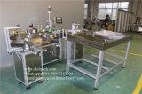 Automatische Edelstahl-Salat-Dosen/Glas-Etikettiermaschine für runde Einwände