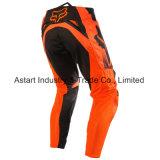 L'arancio ha personalizzato i pantaloni di riciclaggio di motocross dell'OEM dell'attrezzo di usura Mx/MTB (MAP24)