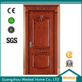 Porte en bois d'extérieur ou d'entrée de Chambre pour des projets