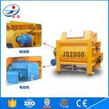 емкость 100m3/H с смесителем высокого качества Js2000 конкретным