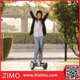 Ninebot小型プロ中国の電気一人乗り二輪馬車の自己のバランスをとるスクーターの価格