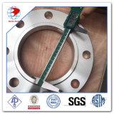 ASME B16.5 B16.48 Class150 a 3000 A105 A234 A105 Wn assim que a Bl Rtj RF forjou a flange da tubulação