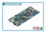 Placa de circuito Elevado-Tg eletrônico com o serviço do conjunto PCBA do furo