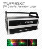 Luz macia Tricolor do estágio 4*36With55W do diodo emissor de luz da profissão