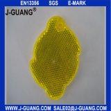 Encadenamiento dominante reflexivo amarillo del PVC (JG-T-31)