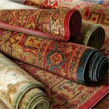 ペルシャの北欧の米国式のカーペットの標準的な寝室の枕元レトロデザイナー優先するカーペットのトルコの輸入高