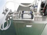 Het Vullen van het Masker van het Gezicht van de Hoofden van de Fabriek van China de Dubbele Verzegelende Machine van de Verpakking