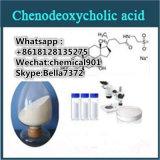 Le meilleur acide Chenodeoxycholic de vente de poudre grisâtre de cristaux