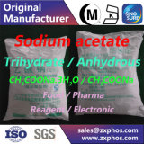 Alimentos de acetato de sódio Grau
