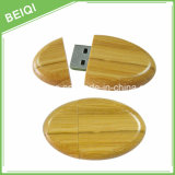 Movimentação de madeira original do flash do USB com preço de fábrica