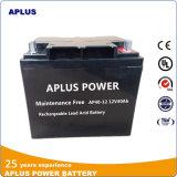 Baixa bateria 12V 40ah da potência da taxa do Self-Discharge para o sistema do UPS