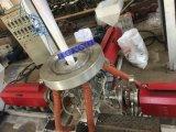 Die drei Schicht-Koextrusion-Film-durchbrennenmaschine mit Dreh sterben Kopf