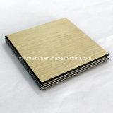 Laminado de alta presión de interior del compacto del panel de pared