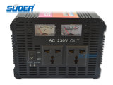 Suoer Fabrik-Preis 1500W weg dem Inverter von des Rasterfeld-Inverter-12V mit Aufladeeinheit (HAD-1500D)