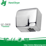 UK Market High Speed ​​Automatic Electric Hand Drryer Chrome para uso pesado