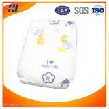大きさの側面漏出赤ん坊の使い捨て可能な通気性のおむつを防ぎなさい