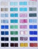 Tuile de mosaïque de mur de mosaïque en verre de mosaïque en verre de mosaïque